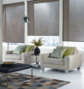 Roller Blinds | Solar Shades Langley