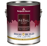 High Build Exterior Paint Langley