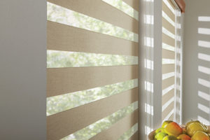 layed sheer blinds